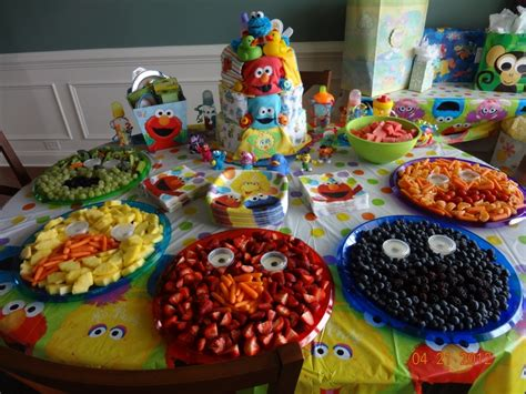 Baby Shower Tray Decoration by Fruit Trays And Table Decorations Ideas