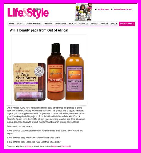 Life And Style Magazine Sweepstakes - life and style sweepstakes las cover to balance work and life we need to make