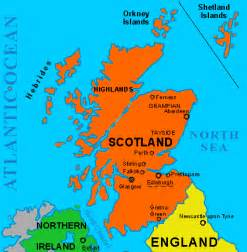 Scotland World Map by Scotland Map Region Area Map Of Scotland Country And City