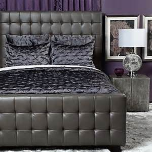 X Canopy Bed Z Gallerie Z Gallerie West Bed Grey Charcoal Gray