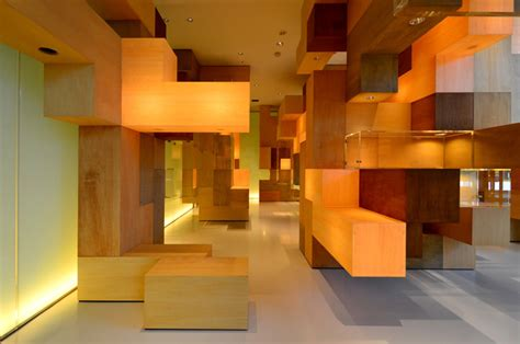 interior layout and furnishings crossword clue mind boggling puzzle space by tatsu matsuda architects