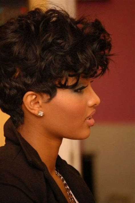 black hairstyles easy to manage 112 best images about short sissy haircut on pinterest