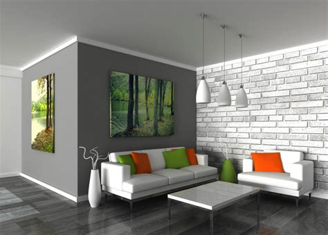 brick feature wall ideas artflyz