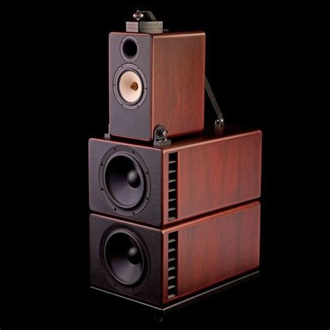 best high end speakers duke the ultra high end speakers from trenner friedl