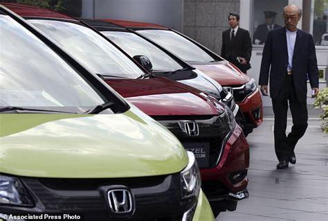 Billion Honda Honda Reports 19 Percent Rise In Profit On Sales Cost