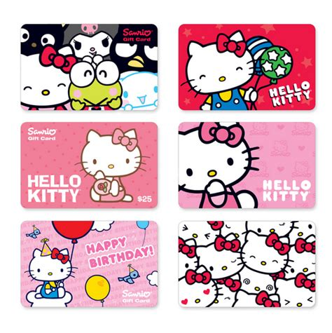 Sanrio Gift Card - win a 200 sanrio com gift card thrifty momma ramblings