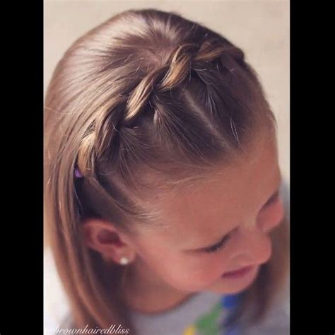 hairstyles for girl video best 25 little girl hairstyles ideas on pinterest kid