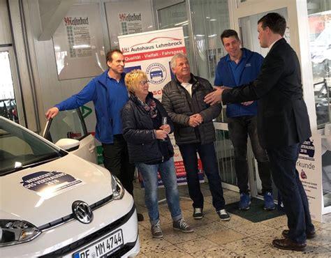 werkstatt des vertrauens 2018 autohaus lehmbrock als werkstatt des vertrauens 2018