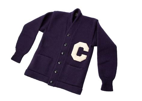 College Letter Sweater Ben Etten S Letter Sweater Cornell College