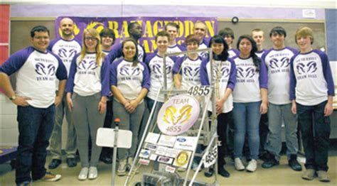 Student Council Caign Giveaway Ideas - south haven tribune schools education2 19 18the bloomingdale high school s robotics