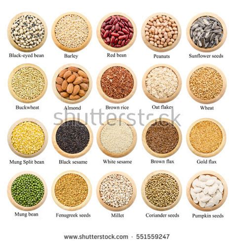 whole grains names food grains names and images food