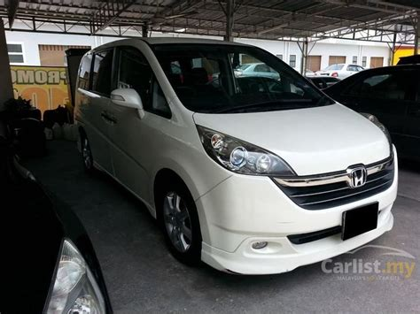 how can i learn about cars 2009 honda cr v parking system honda stepwagon 2009 in perak automatic white for rm 79 000 1725575 carlist my