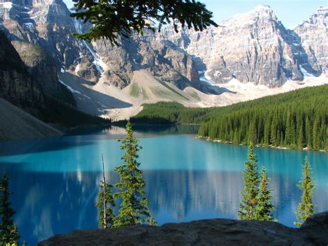 in canada most photographed moraine lake canada world for travel