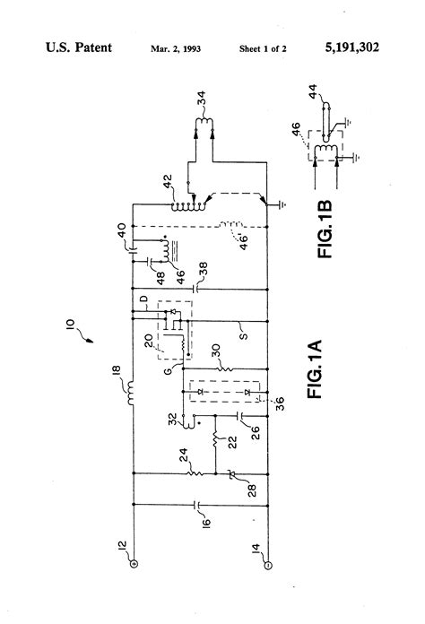 patent us5191302 mosfet oscillator for supplying a high power rf inductive load patents