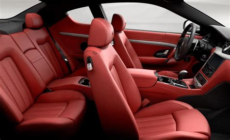 2013 maserati granturismo interior car and driver