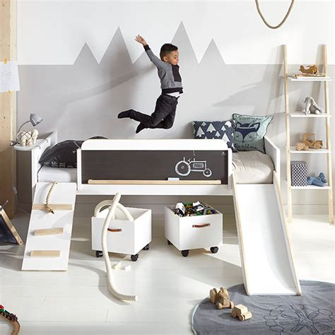 limited edition play learn sleep bed  lifetime unique kids bed cool childrens bed