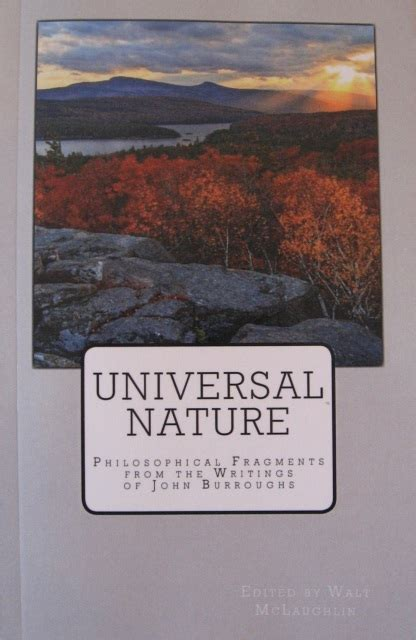 ways of nature burroughs books free shipping