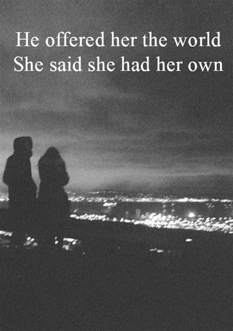 He Said She Said Quotes