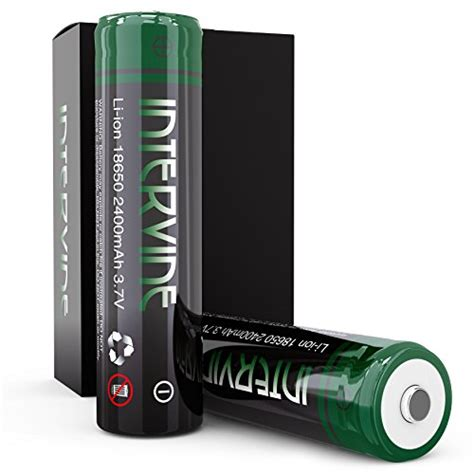 Log On Battery Evercoss A53 Power 2400 Mah 18650 battery 2 pack intervine high performance lithium ion import it all