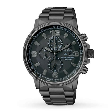 citizen s nighthawk chronograph ca0295 58e