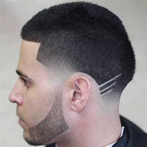pattern haircuts http mens hairstyles com 60 cool cut pattern mens