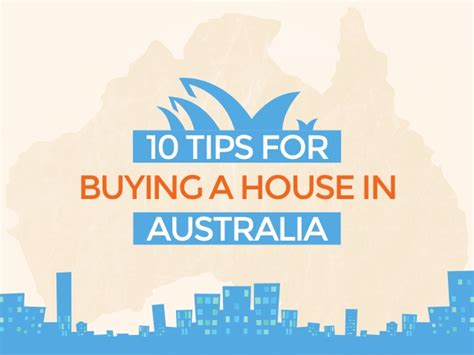 buying a house australia 10 tips for buying a house in australia
