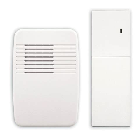 heath zenith wireless in door chime and chime