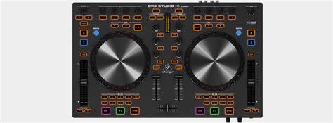 Behringer Cmd Studio 4a Alat Dj 4 Deck Soundcard Midi Controller behringer cmd studio 4a 4 deck dj midi controller