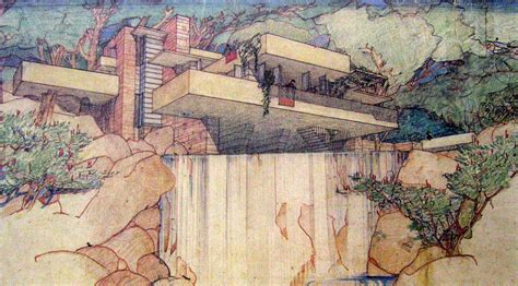 frank lloyd wright prints visiting fallingwater america s most beautiful house