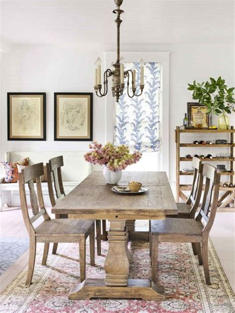 small dining room table ideas 85 best dining room decorating ideas country dining room