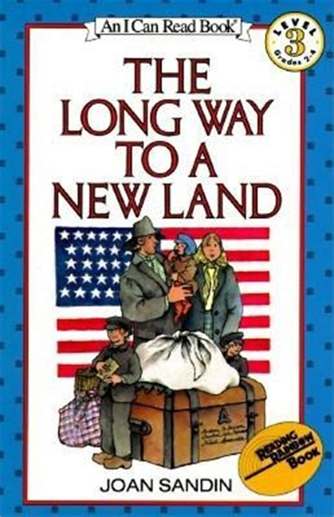 to a land i will show you books the way to a new land by joan sandin reviews