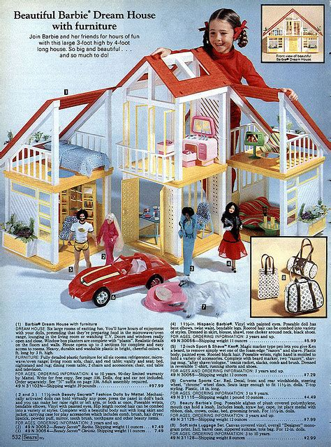 Barbie Dreamhouse Toy