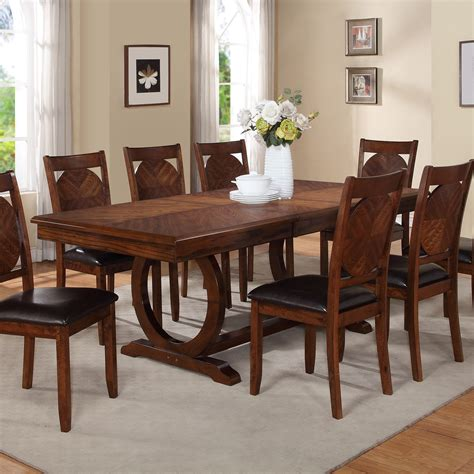 World Menagerie Kapoor Extendable Dining Table Reviews Table Dining Room Furniture