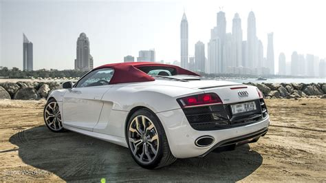 Audi Detmold by Audi R8 V10 Spyder Review Autoevolution