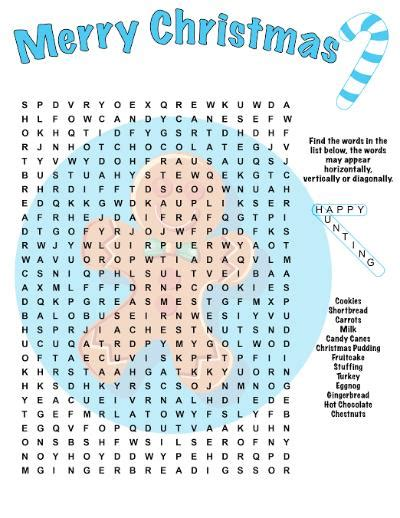 Do A Free Search Word Search Free Printable Holidays Wizard