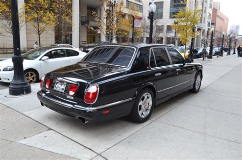bentley arnage label 2001 bentley arnage label stock gc764ab for sale