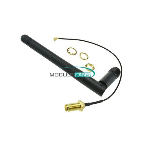 ghz bluetooth wifi ipex ipx antenna  esp spark core zigbee rf wireless ebay