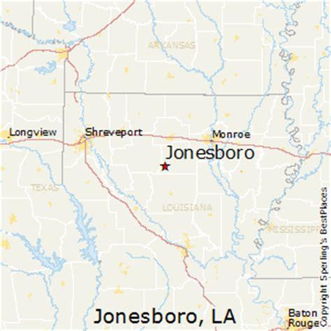 jonesboro louisiana map best places to live in jonesboro louisiana
