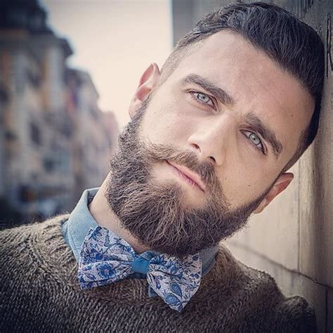best hair cuts to go with beards haircuts that go with beards