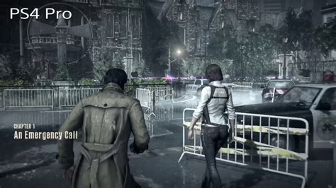Ps4 Evil Within 1 ps4 pro boost mode comparison evil within letter box