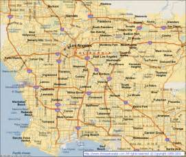 Go back gt gallery for gt physical map of california with cities
