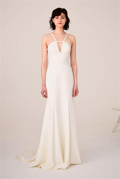 Modern Wedding Dresses by The Best Wedding Dresses From Bridal Fashion Week