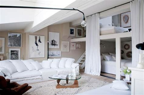 small loft ideas 20 space saving loft designs for modern small rooms