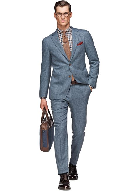 Light Blue Suit by Redirect