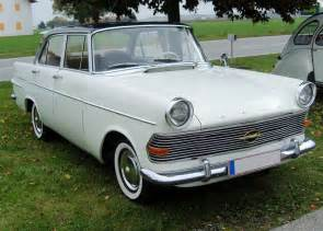Opel Automobiles In Time 1960 Cars Opel Rekord P2