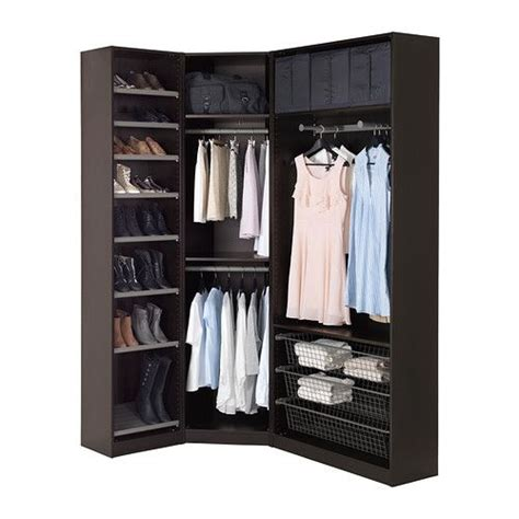 Pax Wardrobe Corner Unit the world s catalog of ideas