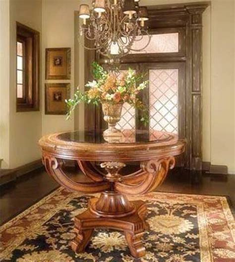 foyer table for home improvement design bookmark 6949