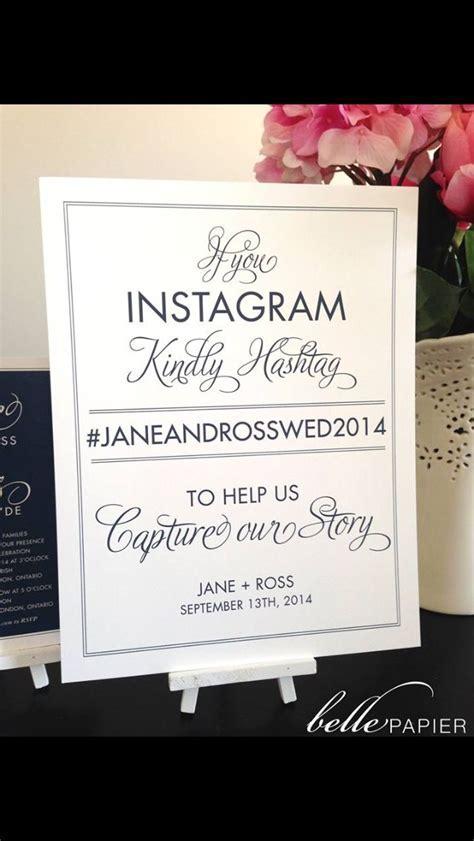 Best 25  Clever Wedding Hashtags ideas on Pinterest