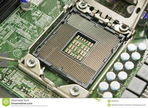 Processor Cpu Laptop modern cpu socket royalty free stock images image 20852569