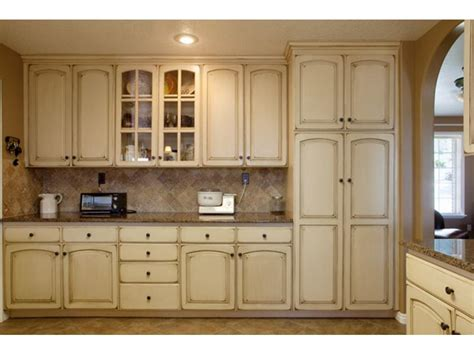 refinish kitchen cabinets white how to paint oak cabinets antique white antique furniture
